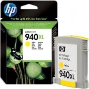 C4909AE Картридж HP №940XL  Officejet Pro 8000/8500, yellow (16ml)