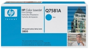 Картридж HP CLJ 3600/3800 голубой Q7581A