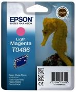 Картридж EPSON для R200/R220/R300/R320/R340/RX500/RX600/RX620 (light magenta) C13T04864010