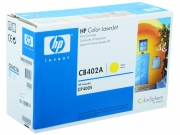Картридж HP CLJ CP4005 yellow, 7500стр.  CB402A