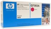 Q7583A Картридж HP для Color LaserJet 3600/3800 малиновый
