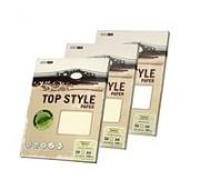 TSLA490/32/50 Бумага Top Style (верже шампань) 90 гр/м2, 50 листов, A4