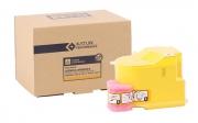 Картридж MINOLTA C350/351/450 TN-310Y yellow (туба 230г) (Katun)
