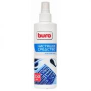 Спрей BURO для чистки пластика 250мл