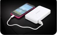 Мобильное зарядное устройство PowerBank Loohon 14000