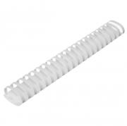 CRC 53494 Пружина пластик Fellowes d-38 мм белая 50 шт