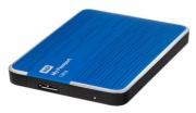 WD Original USB 3.0 1Tb WDBJNZ0010BBL-EEUE MY PASSPORT ULTRA (5400rpm)