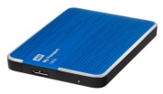 WD Original USB 3.0 2Tb WDBBUZ0020BBL-EEUE MY PASSPORT ULTRA (5400rpm) синий