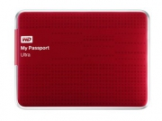 WD Original USB 3.0 2Tb WDBBUZ0020BRD-EEUE MY PASSPORT ULTRA (5400rpm) красный
