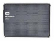 WD Original USB 3.0 2Tb WDBBUZ0020BTT-EEUE MY PASSPORT ULTRA (5400rpm) титан