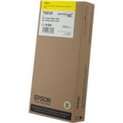Картридж EPSON SC-T3000/T5000/T7000 UltraChrome XD Yellow (350 мл) T693400
