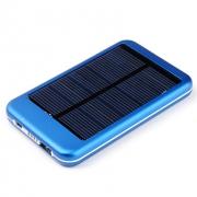 Мобильное зарядное устройство на солнечной батарее PowerBank Solar 5000