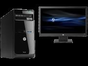 HP Pro 3500 в корпусе Microtower (D5S43EA)