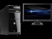 HP Pro 3500 в корпусе Microtower (D5S42EA)