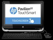 HP Pavilion 22-h000er TouchSmart All-in-One (ENERGY STAR)(G5P32EA)