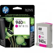 C4908AE Картридж HP №940XL  Officejet Pro 8000/8500, magenta (16ml)