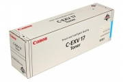 Картридж Canon CEXV-17 голубой 0261B002