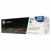 Картридж HP CLJCP1215/ CP1515/CP1518 Cyan 1400 стр. (o) CB541A