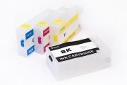 Набор ПЗК с чернилами для Canon MAXIFY MB2040, MB2140, MB2340, MB2740