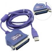 Контроллер TRENDNet TU-P1284 Конвертор USB/параллельный порт 1284
