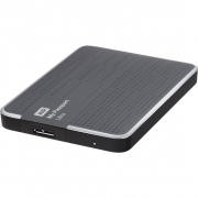 "HDD WD Original USB 3.0 1Tb WDBJNZ0010BTT-EEUE MY PASSPORT ULTRA (5400rpm) 2.5"" titan"